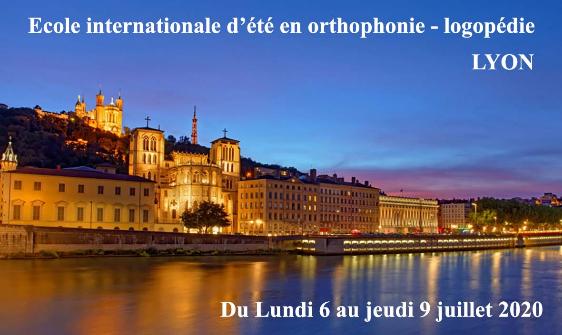 Unadreo, recherche orthophonie, site orthophoniste, évaluation orthophonie : formation orthophoniste avec l'école internationale d'été en orthophonie - logopédie